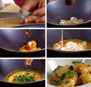 Fried Prawns Recipe