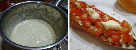 Mediterranean garlic sauce