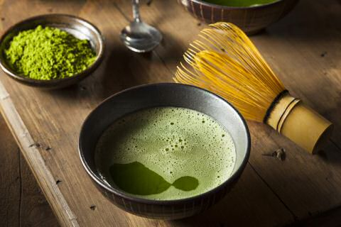 What is matcha tea