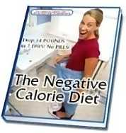 The Negative Calorie Diet Book Cover